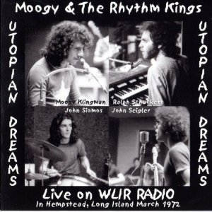 Moogy & the Rhythm Kings CD